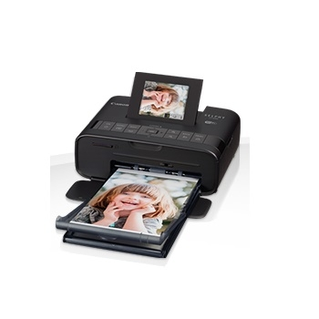 Canon SELPHY CP1200 černá KIT (vč.54 ks papíru)