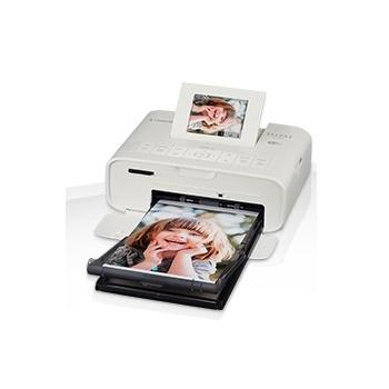 Canon SELPHY CP1200 bílá KIT (vč.54 ks papíru)