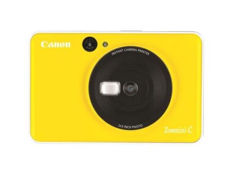 Canon Zoemini C čmelákově žlutá