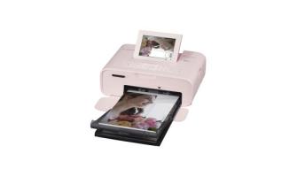 Canon SELPHY CP1300 růžová